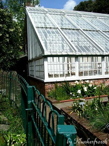 Mein Traum Von Einem Kleinen Marchenhaften Viktorianischen Gewachshaus