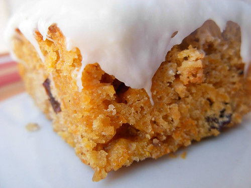 Light Carrot Cake