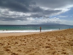 Afternoon clearing (GeoTom) Tags: makena bigbeach
