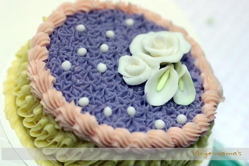天使媽媽蛋糕皂教學台中 0012