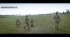 RB-4604 (Robert Bridgens) Tags: world 2 training soldier oak war ss camo german reenactment reenactor agm smock firearms planetree ksk 2011 mg42 k98 mg34 mp40 kampfgruppe peadot stahlkrieger