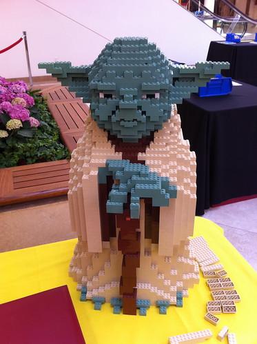 Yoda Master Builder Event
