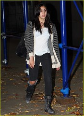 FP_IMAGE_6120755/FP_SET_6115628 (cherrie8) Tags: child fulllength longhair jeans blackhair rippedjeans whiteshirt blackpants combatboots blackboots greysweater lourdesleon