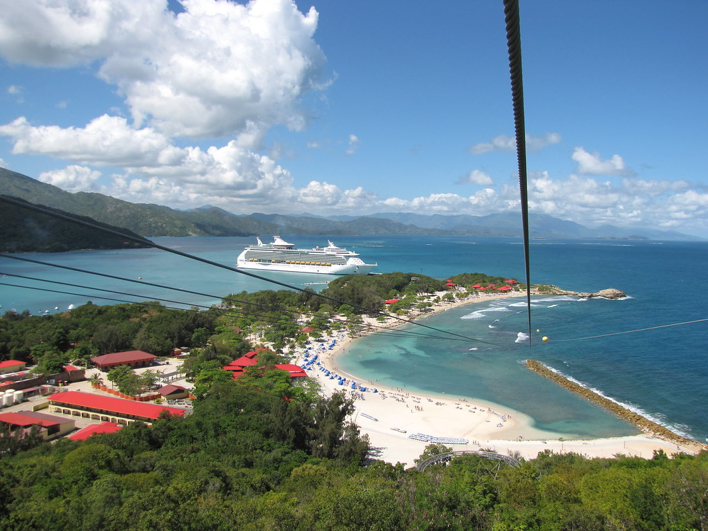 Labadee Haiti Zip Line Www Imgkid Com The Image Kid Has It