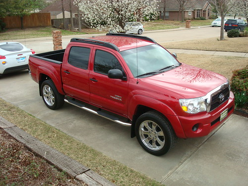 Anyone Add The Oem Roof Rack After Buying Page 3 Tacoma World