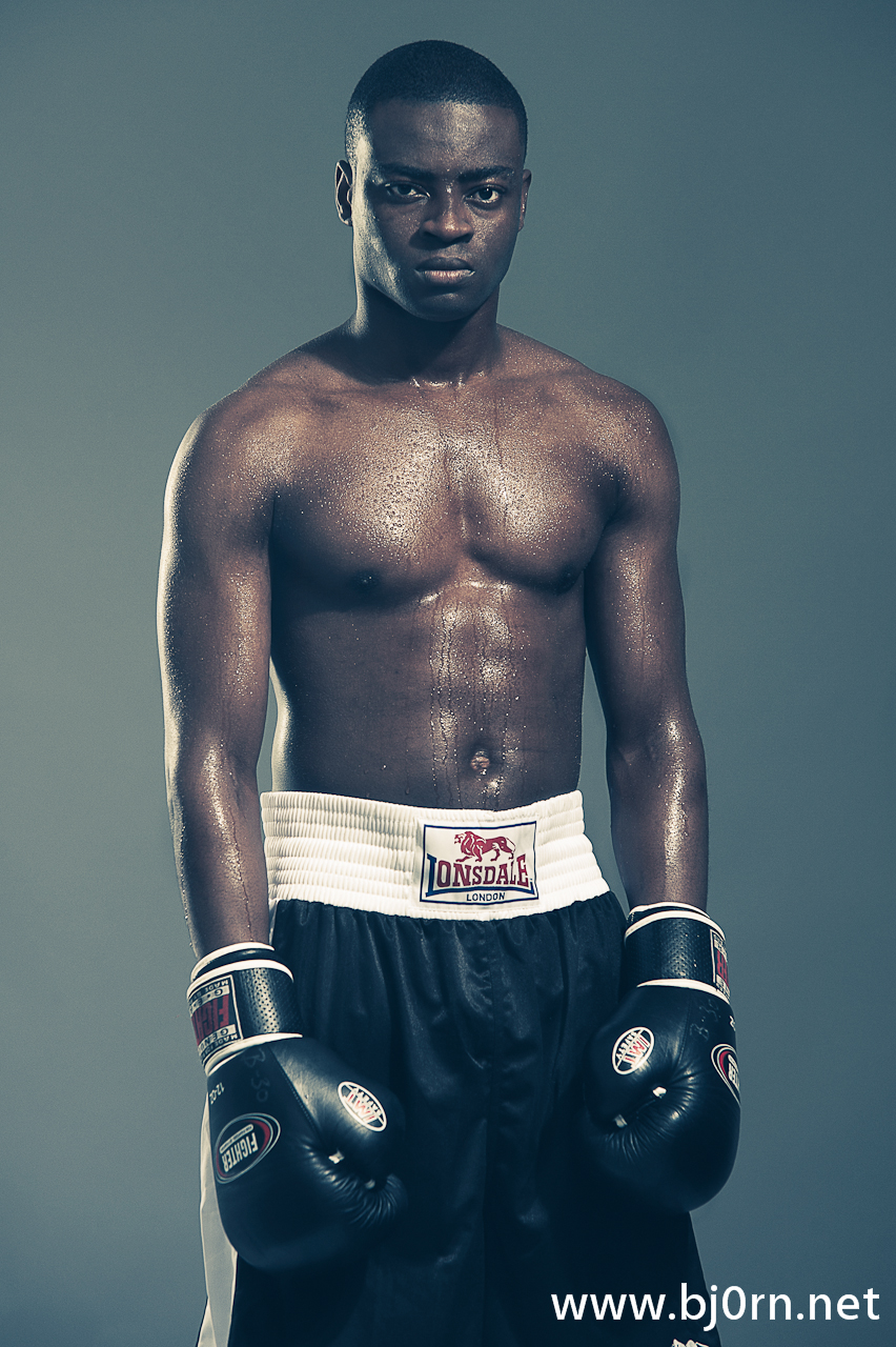 photo: Bjørn Christiansen, model: Kofi Gyimah - B30