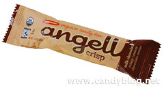 Angell Crisp Milk Chocolate Candy Bar