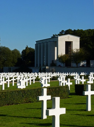 Cambridge American Cemetery and Memorial