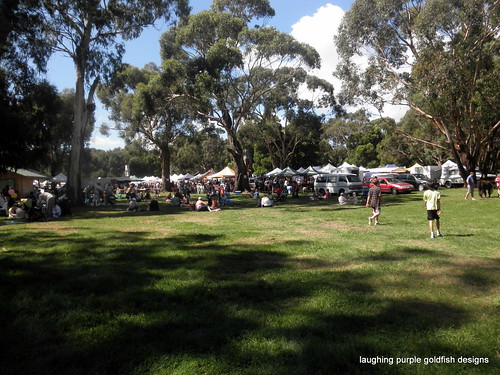 Hanging Rock Market 13/3/11