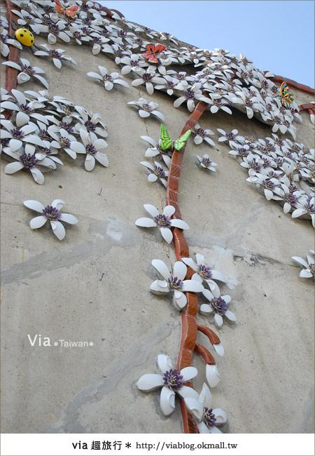 【嘉義景點】新港板頭村交趾剪粘藝術村~到處都是有趣的拍照景點!28