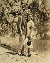 Maureen O'Sullivan and Robert Taylor (merner) Tags: roberttaylor maureenosullivan