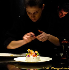 L'Atelier de Joel Robuchon- great value set menu