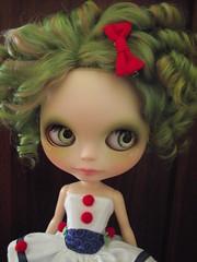 ..Moss & her curls..