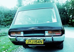 1975 Ford MK1 Granada Consul GT Hearse (Reynolds Classic Vehicles) Tags: ford 1 cardinal 4 limo funeral granada zephyr zodiac coleman gt iv limousine hearse mk milne mkiv consul mk4 mk1