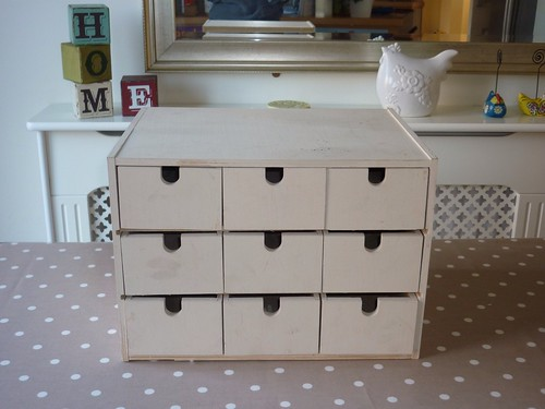 Crafty drawers!