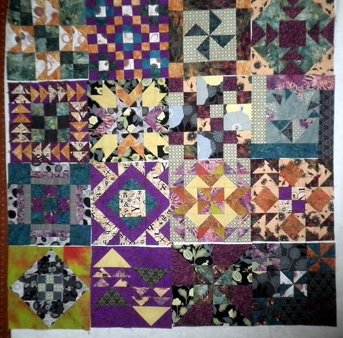 Blocks 1 - 16