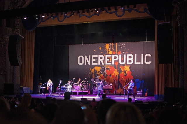 OneRepublic in San Antonio