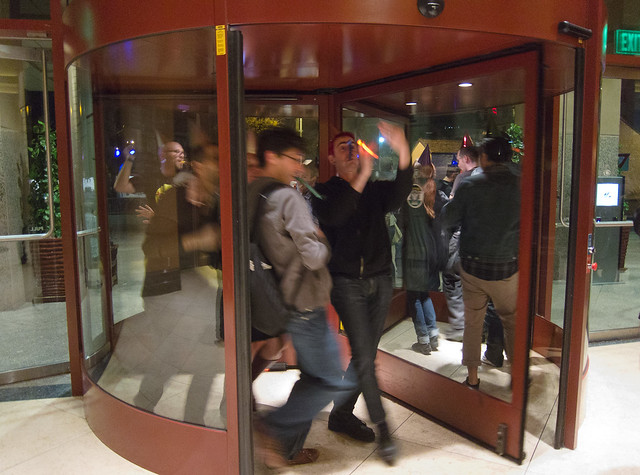 Revolving Door Party