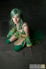 Rydia (Final Fantasy IV) - Katsucon 17 (TheBigTog) Tags: usa anime costume md unitedstates cosplay manga maryland videogames cosplayer katsucon 2011 rydia finalfantasyiv nationalharbor