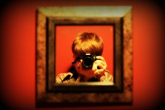 Myself. (Super Sowers) Tags: myself mirror early photo spring afternoon an slice pint a