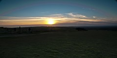 Ditchling Beacon (JK x) Tags: sunset sussex beacon hdr ditchling