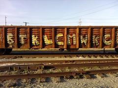 (Pastor Jim Jones) Tags: bread graffiti berry crew tiny jae leap freight dre rin suka zany btk lcm wkc chees abm smak pluk orby frajo dayta dvour