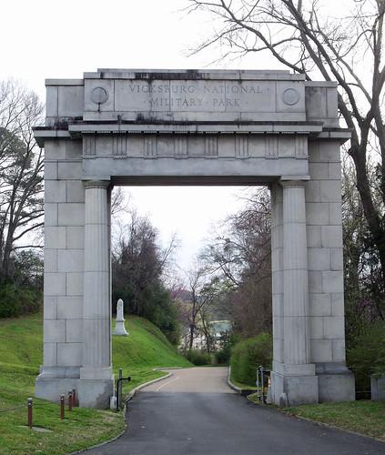 Vicksburg Arch