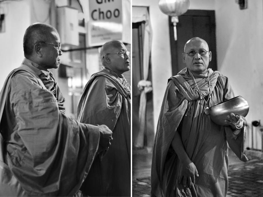 Monk | Jonker Walk, Malaysia