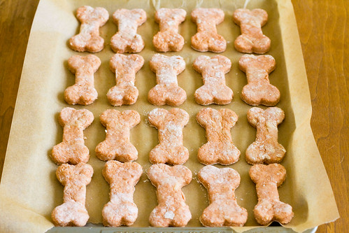 Italian-style Dog Biscuits - 4