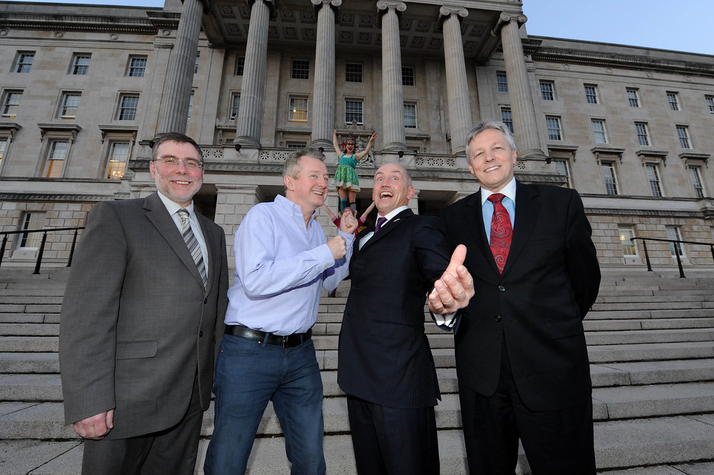 Celebrating Northern Ireland Olympic Projects
