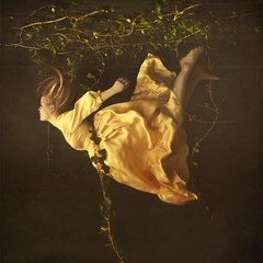 ladies' tresses (brookeshaden) Tags: swimming vines levitation falling workshop swinging trickery brookeshaden texturebylesbrumes
