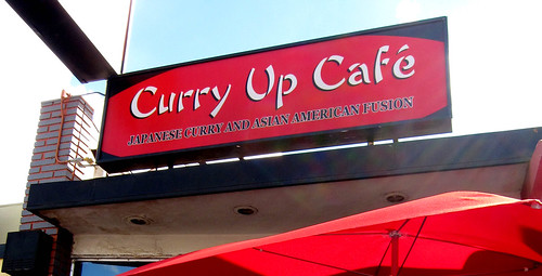 Burgers and Beats at Curry Up Cafe