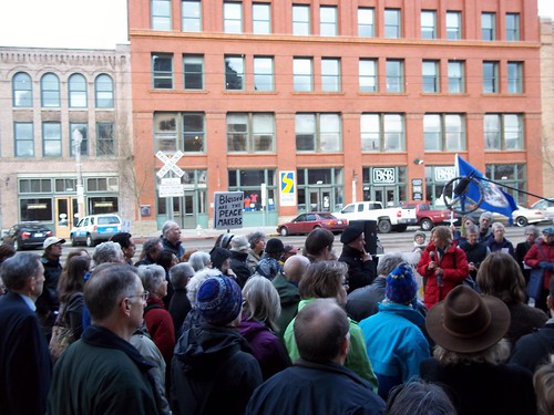 Plowshares 5 Rally