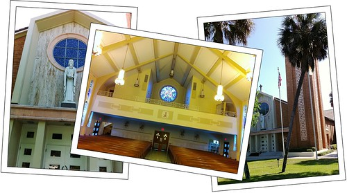 Church collage