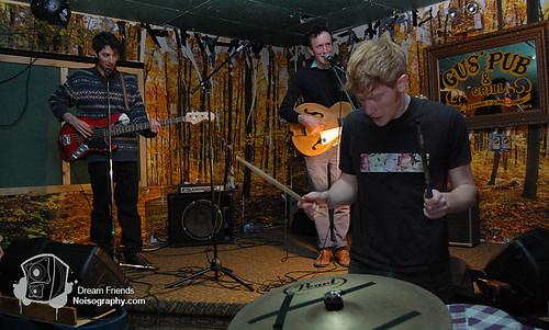 Dream Friends @ Gus' Pub March 20th 2011 - 03