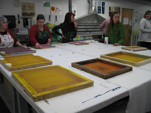 Lizzy House Textile Design Workshop