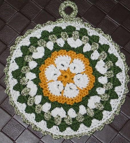 Crochet Potholder Swap 2011
