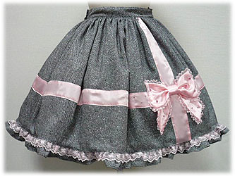 Angelic Pretty Present Ribbon skirt