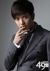 Bae Soo Bin as Kang Min Ho