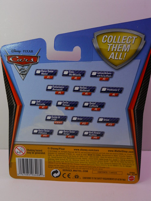 disney cars 2 cardbacks (2)