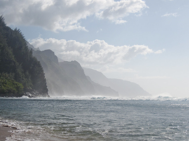 Ke'e Beach, North Shore Kauai