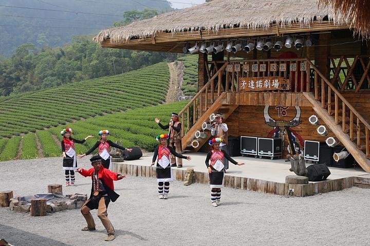 阿里山鄒族文化部落055