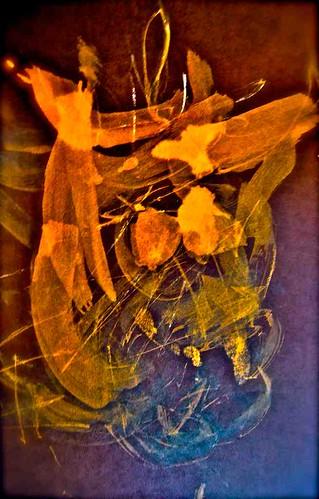 """musical compositions set #2 of twenty six, """"los enanos de Dorothea""""* april 2011 by krikl"""