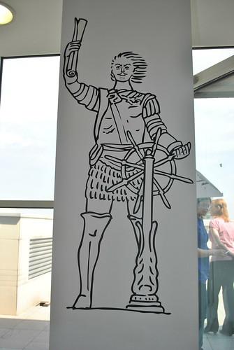 Памятник Петру в Яндексе