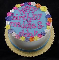 Hawaiian Birthday (jennywenny) Tags: birthday cake hawaiian