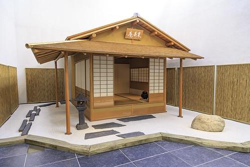 Petite maison japonaise