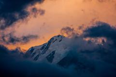 Peaking (sumehrgwalani) Tags: sunset india spiti kalpa mountains peaks clouds snow snowcapped outdoor