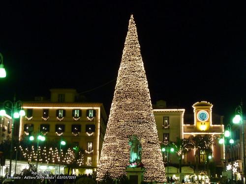 Sorrento - Albero di Natale