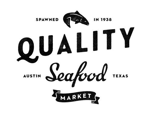 Quality Seafood logo / Simon Walker