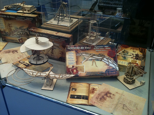 da Vinci models